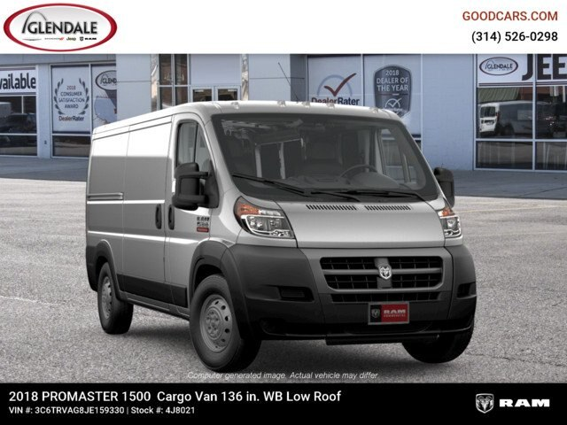 2018 ProMaster 1500 Standard Roof FWD,  Empty Cargo Van #4J8021 - photo 13