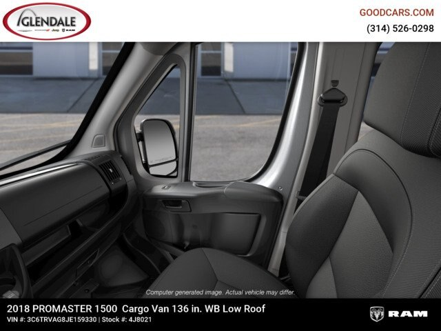 2018 ProMaster 1500 Standard Roof FWD,  Empty Cargo Van #4J8021 - photo 14