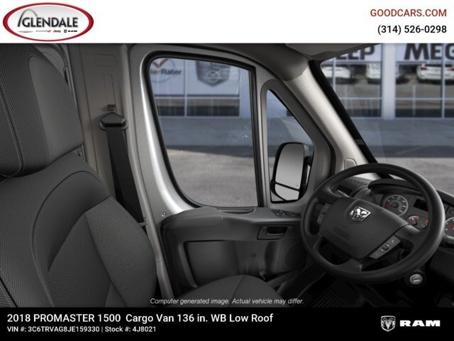 2018 ProMaster 1500 Standard Roof FWD,  Empty Cargo Van #4J8021 - photo 15