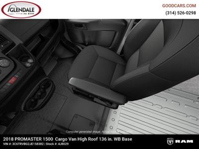 2018 ProMaster 1500 High Roof FWD,  Empty Cargo Van #4J8029 - photo 18