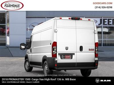 2018 ProMaster 1500 High Roof FWD,  Empty Cargo Van #4J8029 - photo 7