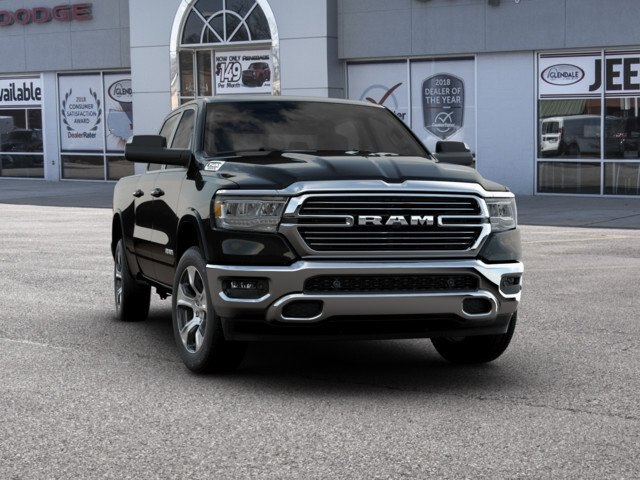 2019 Ram 1500 Crew Cab 4x4,  Pickup #4K1008 - photo 13