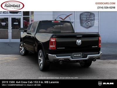2019 Ram 1500 Crew Cab 4x4,  Pickup #4K1008 - photo 2