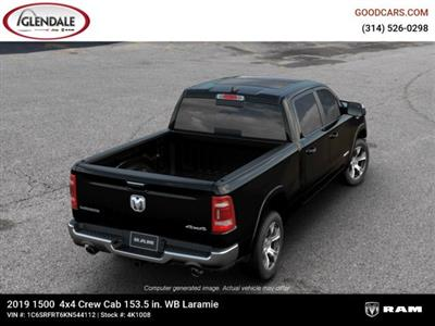 2019 Ram 1500 Crew Cab 4x4,  Pickup #4K1008 - photo 8