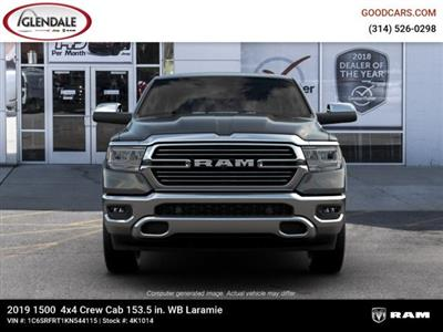 2019 Ram 1500 Crew Cab 4x4,  Pickup #4K1014 - photo 4