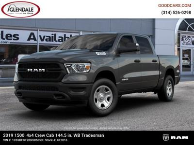 2019 Ram 1500 Crew Cab 4x4,  Pickup #4K1016 - photo 1