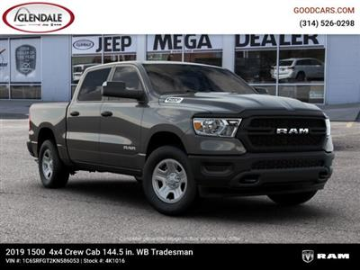 2019 Ram 1500 Crew Cab 4x4,  Pickup #4K1016 - photo 11