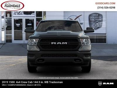 2019 Ram 1500 Crew Cab 4x4,  Pickup #4K1016 - photo 3