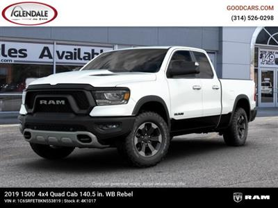 2019 Ram 1500 Quad Cab 4x4,  Pickup #4K1017 - photo 10