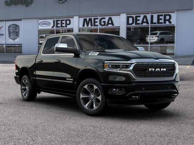 2019 Ram 1500 Crew Cab 4x4,  Pickup #4K1026 - photo 21