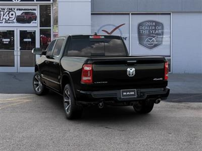 2019 Ram 1500 Crew Cab 4x4,  Pickup #4K1026 - photo 3