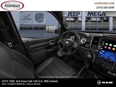 2019 Ram 1500 Crew Cab 4x4,  Pickup #4K1026 - photo 17