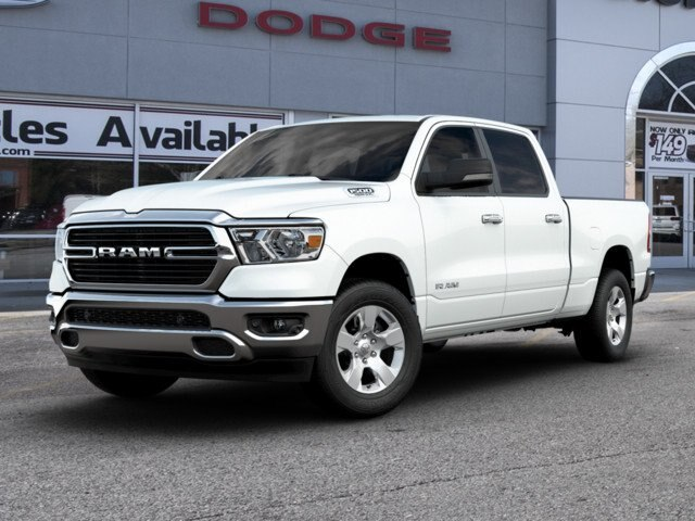 2019 Ram 1500 Crew Cab 4x4,  Pickup #4K1039 - photo 3