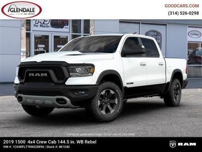 2019 Ram 1500 Crew Cab 4x4,  Pickup #4K1040 - photo 1
