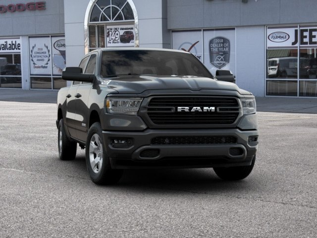2019 Ram 1500 Crew Cab 4x4,  Pickup #4K1041 - photo 13