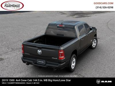 2019 Ram 1500 Crew Cab 4x4,  Pickup #4K1041 - photo 8