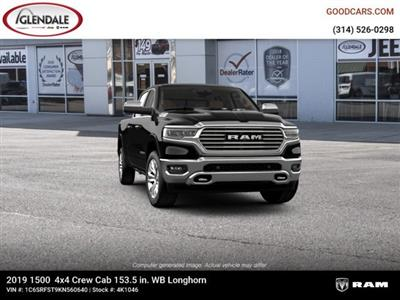 2019 Ram 1500 Crew Cab 4x4,  Pickup #4K1046 - photo 12