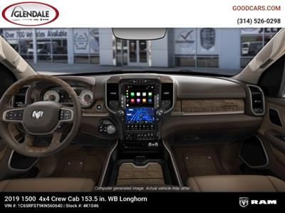 2019 Ram 1500 Crew Cab 4x4,  Pickup #4K1046 - photo 17