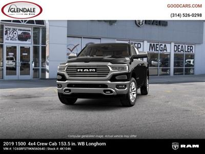2019 Ram 1500 Crew Cab 4x4,  Pickup #4K1046 - photo 4