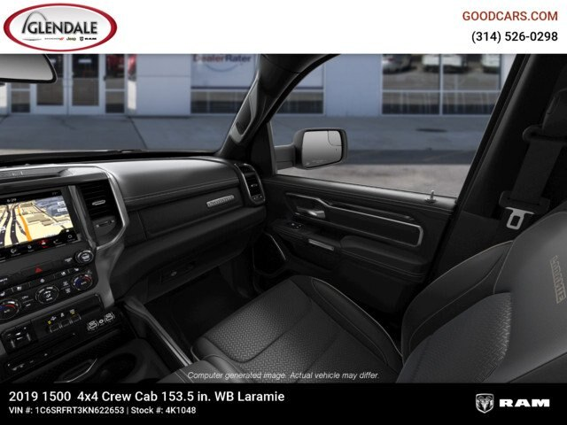 2019 Ram 1500 Crew Cab 4x4,  Pickup #4K1048 - photo 22