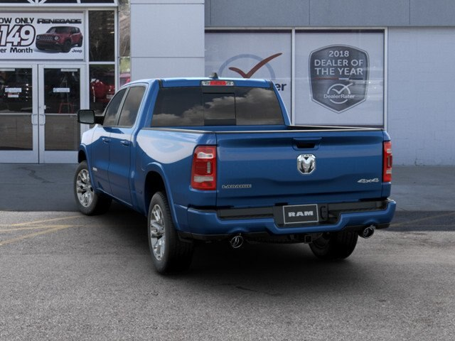 2019 Ram 1500 Crew Cab 4x4,  Pickup #4K1049 - photo 11
