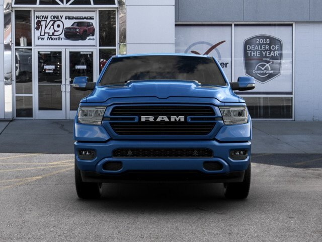 2019 Ram 1500 Crew Cab 4x4,  Pickup #4K1049 - photo 5