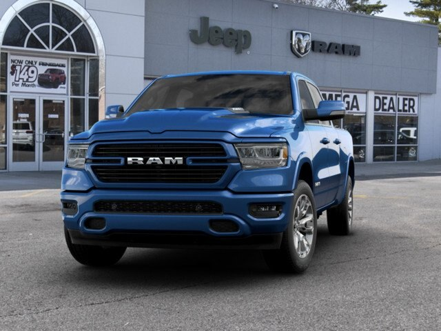 2019 Ram 1500 Crew Cab 4x4,  Pickup #4K1049 - photo 2