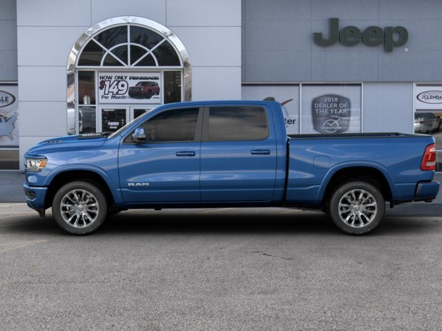 2019 Ram 1500 Crew Cab 4x4,  Pickup #4K1049 - photo 8