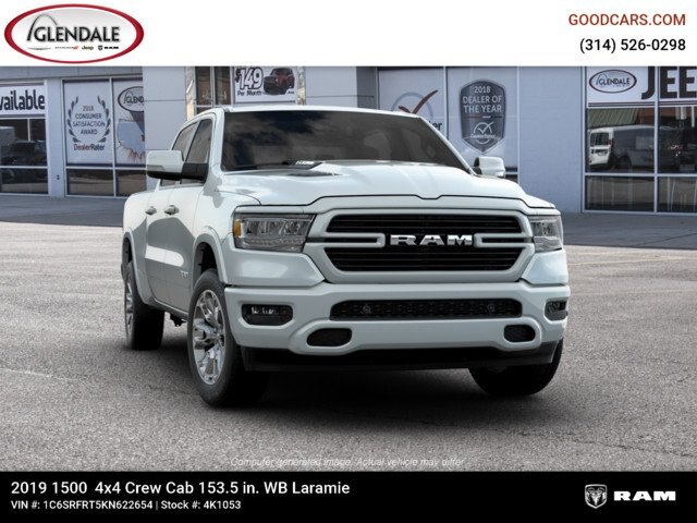 2019 Ram 1500 Crew Cab 4x4,  Pickup #4K1053 - photo 13