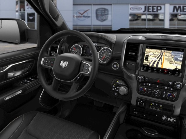 2019 Ram 1500 Crew Cab 4x4,  Pickup #4K1053 - photo 17