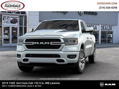 2019 Ram 1500 Crew Cab 4x4,  Pickup #4K1053 - photo 4