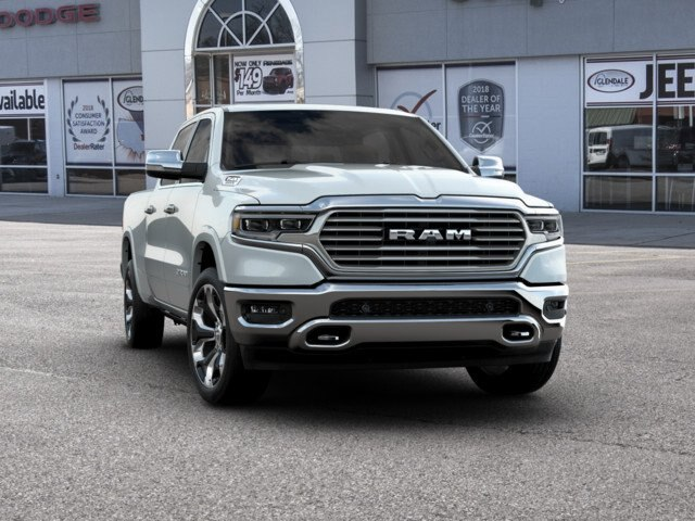 2019 Ram 1500 Crew Cab 4x4,  Pickup #4K1054 - photo 12