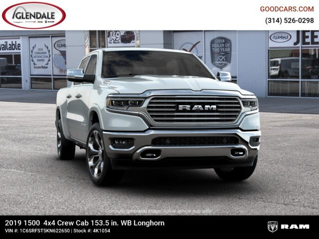 2019 Ram 1500 Crew Cab 4x4,  Pickup #4K1054 - photo 13