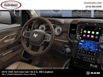 2019 Ram 1500 Crew Cab 4x4,  Pickup #4K1054 - photo 17