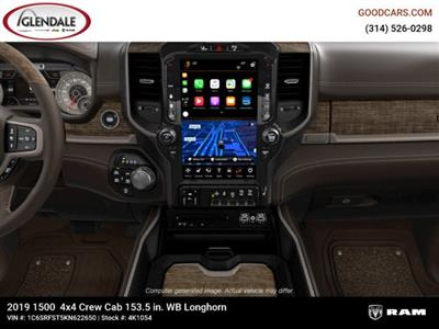 2019 Ram 1500 Crew Cab 4x4,  Pickup #4K1054 - photo 19