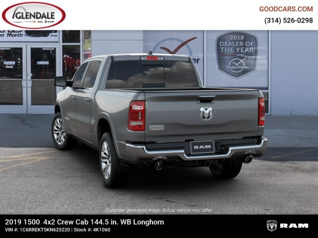 2019 Ram 1500 Crew Cab 4x2,  Pickup #4K1060 - photo 11