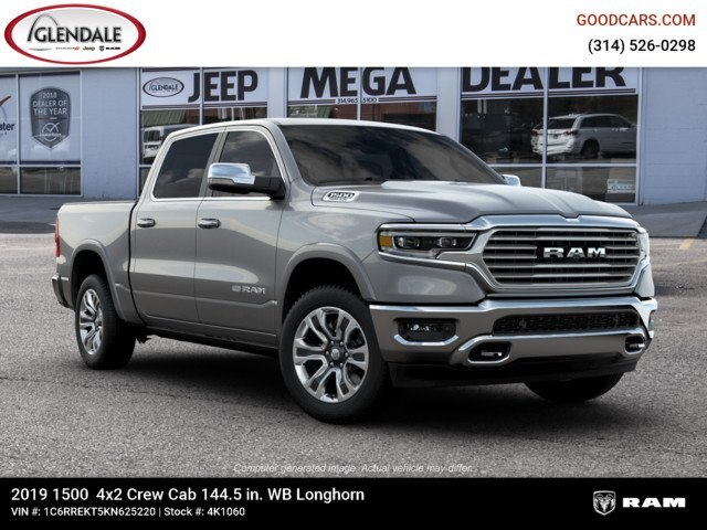 2019 Ram 1500 Crew Cab 4x2,  Pickup #4K1060 - photo 20