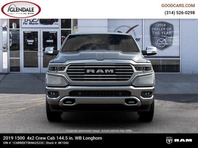 2019 Ram 1500 Crew Cab 4x2,  Pickup #4K1060 - photo 5