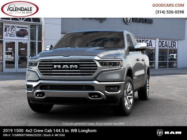 2019 Ram 1500 Crew Cab 4x2,  Pickup #4K1060 - photo 6