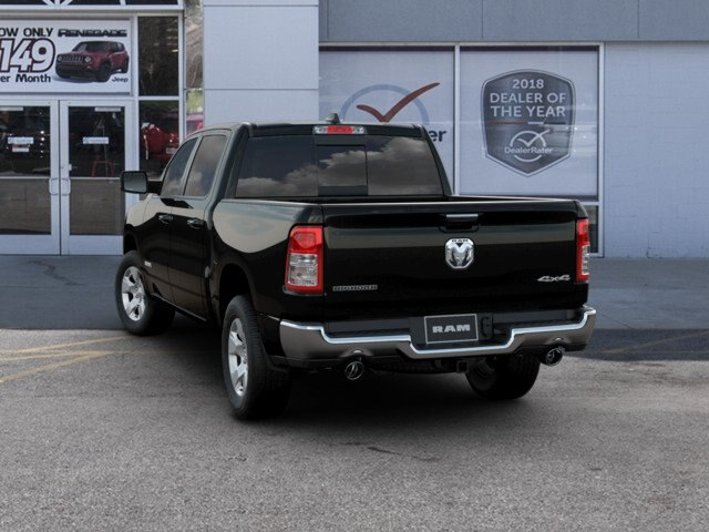2019 Ram 1500 Crew Cab 4x4,  Pickup #4K1063 - photo 11