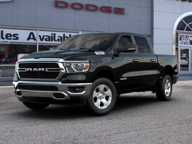 2019 Ram 1500 Crew Cab 4x4,  Pickup #4K1063 - photo 3