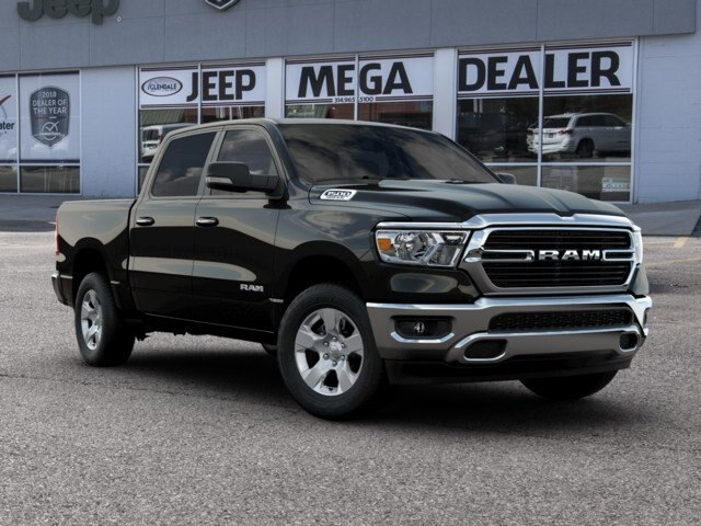 2019 Ram 1500 Crew Cab 4x4,  Pickup #4K1063 - photo 22