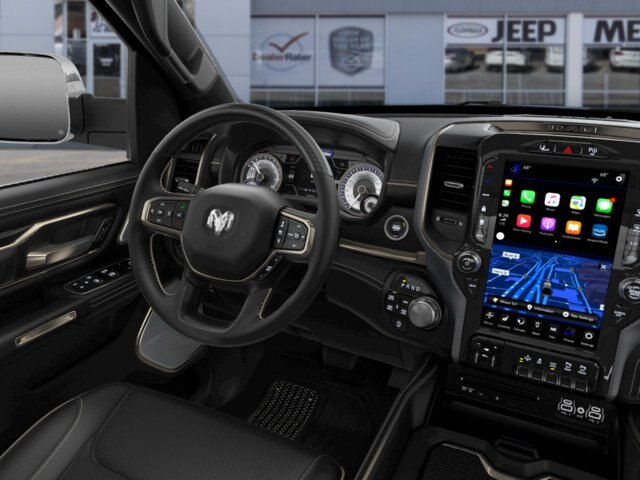 2019 Ram 1500 Crew Cab 4x4,  Pickup #4K1065 - photo 17