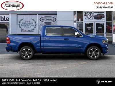 2019 Ram 1500 Crew Cab 4x4,  Pickup #4K1065 - photo 2