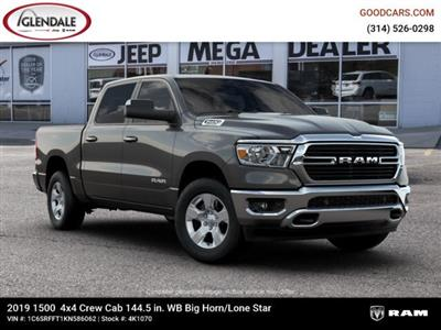 2019 Ram 1500 Crew Cab 4x4,  Pickup #4K1070 - photo 11