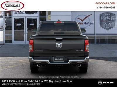 2019 Ram 1500 Crew Cab 4x4,  Pickup #4K1070 - photo 8