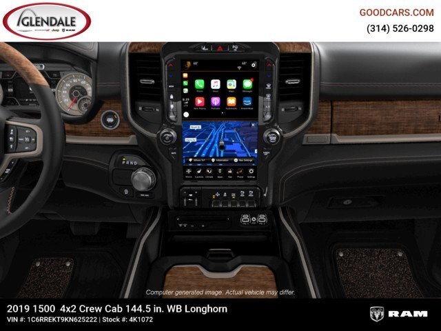 2019 Ram 1500 Crew Cab 4x2,  Pickup #4K1072 - photo 18