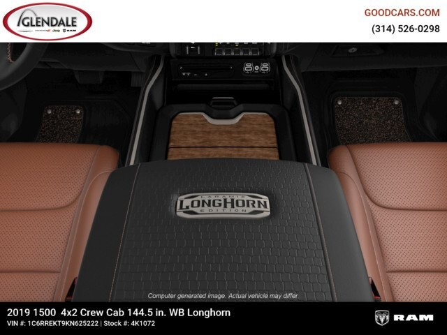 2019 Ram 1500 Crew Cab 4x2,  Pickup #4K1072 - photo 21