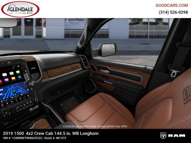 2019 Ram 1500 Crew Cab 4x2,  Pickup #4K1072 - photo 22