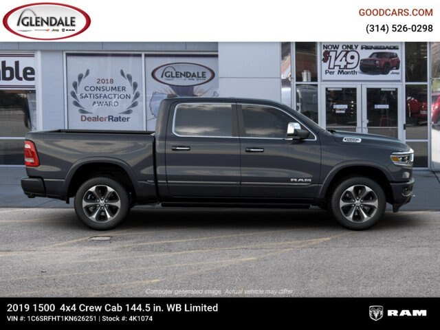 2019 Ram 1500 Crew Cab 4x4,  Pickup #4K1074 - photo 10